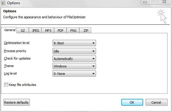 FileOptimizer: La herramienta de optimización de archivos que todo el mundo debería utilizar