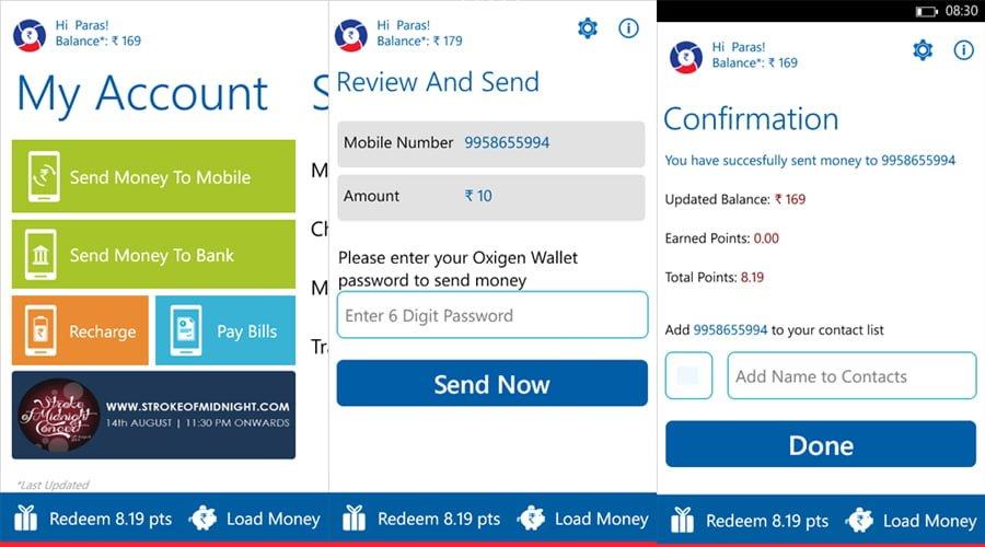 Carteras digitales para tu teléfono con Windows Mobile