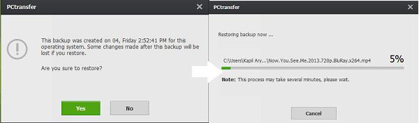 Transferencia a PC: Software gratuito de transferencia de datos portátil para Windows XP | 7 | 8 5