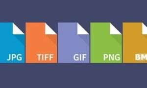 PNG vs JPG vs GIF vs BMP vs TIF: Explicación de los formatos de archivo de imagen