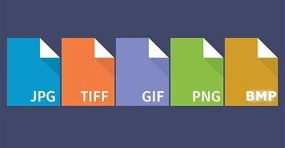 PNG vs JPG vs GIF vs BMP vs TIF: Explicación de los formatos de archivo de imagen 1