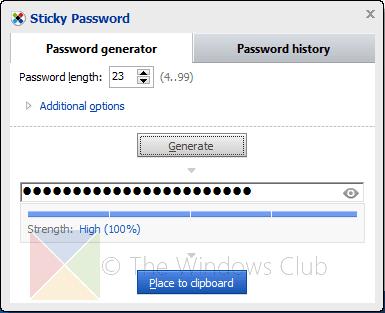 Revisión y descarga de Sticky Password Pro