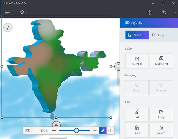 Cómo crear imágenes 3D con Paint 3D App de Windows 10