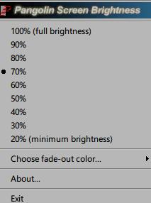 Mejor software de control de brillo para Windows 10