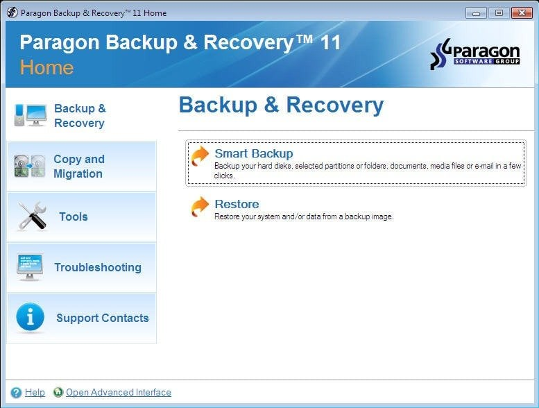 Sorteo de Paragon Backup & Recovery Twitter para los seguidores de TheWindowsClub 1
