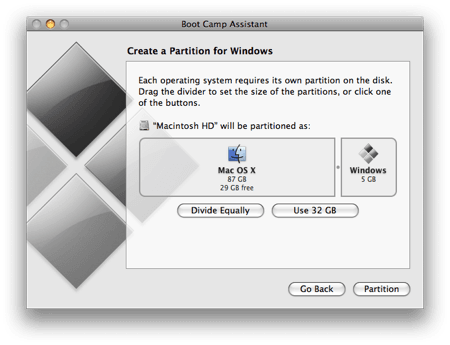 Cómo instalar Windows en Mac usando el Asistente Boot Camp 2