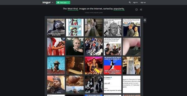 Photobucket alternativa de alojamiento de imágenes gratuitas sitios 2
