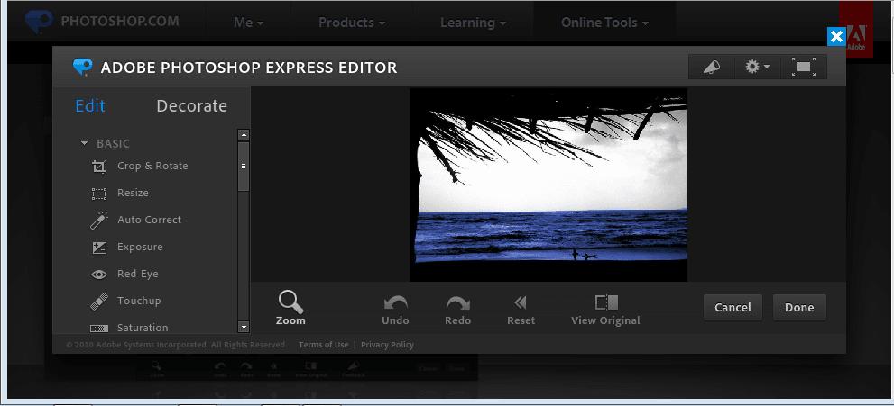 Top 3 Editores de fotos en línea gratis