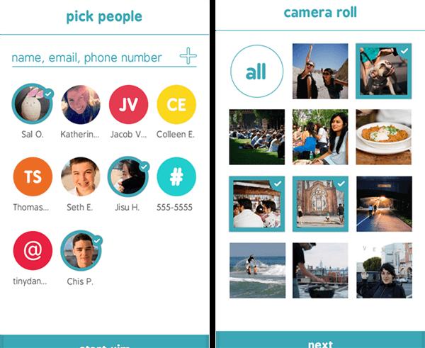 Xim: Una nueva aplicación para compartir fotos de Microsoft para Smartphones