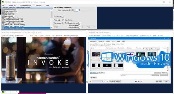 Cree fácilmente imágenes en 3D con Picolay para Windows PC