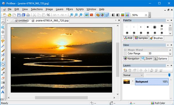 PictBear: Editor de imágenes gratuito y la mejor alternativa a Photoshop 1