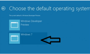 Cómo arrancar Windows 8 y Windows 7 por partida doble en un PC