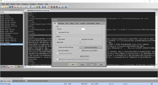 PilotEdit Lite hace un buen trabajo en la edición de grandes archivos de programación