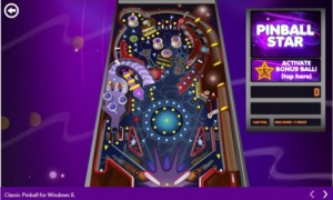 Descargar el juego Classic 3D Pinball Star para Windows 10 y Windows Phone