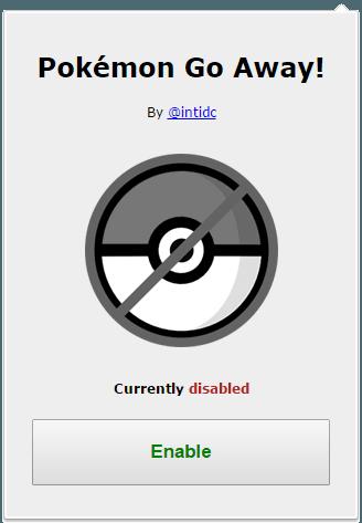 Bloquear u ocultar todos los mensajes relacionados con Pokemon GO en Facebook y Twitter 1
