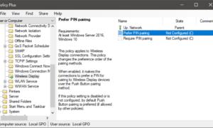 Cómo añadir el Editor de directivas de grupo a Windows 10 Home Edition