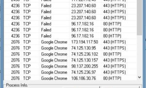 Monitoree la comunicación TCP, UDP en Windows con PortExpert