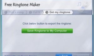 Descarga gratuita del software Ringtone Maker para Windows para crear sus propios tonos de llamada