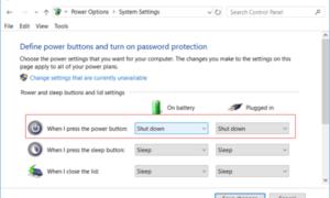 Cómo apagar Windows 10 sin instalar ninguna actualización