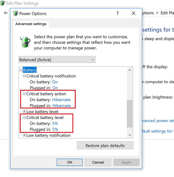Cómo calibrar manualmente la batería de los portátiles Windows para aumentar su vida útil