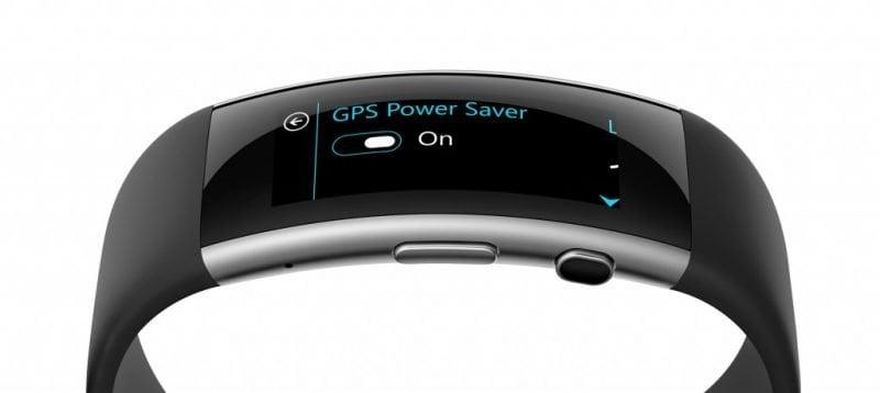 Activar el Ahorro de Energía GPS en Microsoft Band 2 1