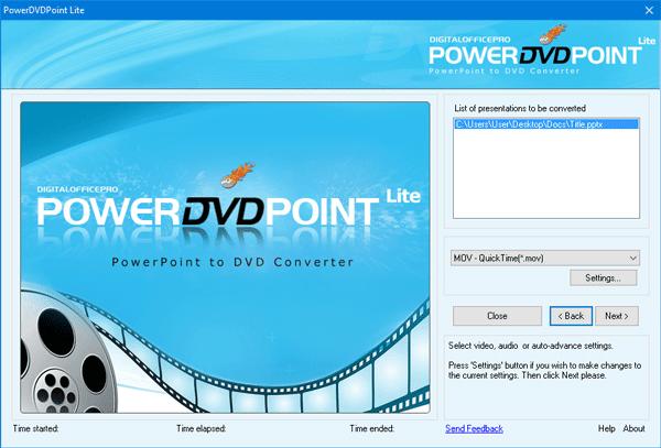 Cómo convertir una presentación de PowerPoint a vídeo