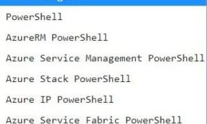 El sitio PowerShell Module Browser le permite buscar cmdlets y paquetes