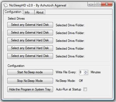 Evite que el disco duro se quede en reposo en Windows 10/8/7