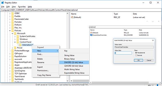 Evitar que los usuarios cambien la fecha y la hora en Windows 10 1