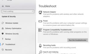 Corrección de problemas de relación de aspecto de pantalla en Windows 10