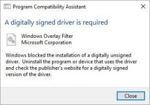 Windows ADK para Windows 10 v1703: Problemas conocidos, Solución y arreglo 2