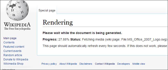 Cómo crear un libro electrónico a partir de Wikipedia 12