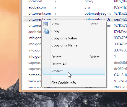 Gestione las cookies de todos los navegadores en un solo lugar con CookieSpy