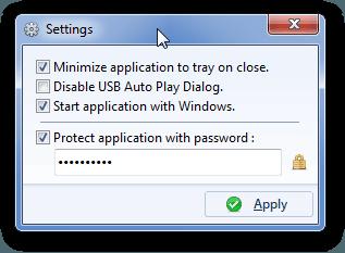 Proteja y proteja su unidad flash USB contra virus