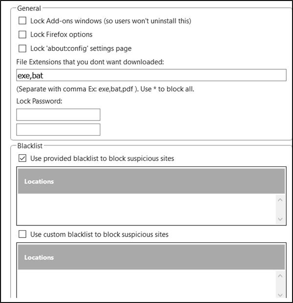 Cómo bloquear o desactivar las descargas en Chrome y Firefox en Windows 10