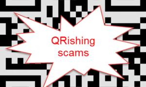 Los usuarios de teléfonos inteligentes deben mantenerse a salvo de las estafas de QRishing