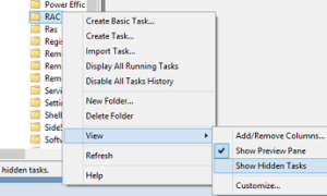 Habilitar y deshabilitar la recopilación de datos para Reliability Monitor en el sistema operativo Windows