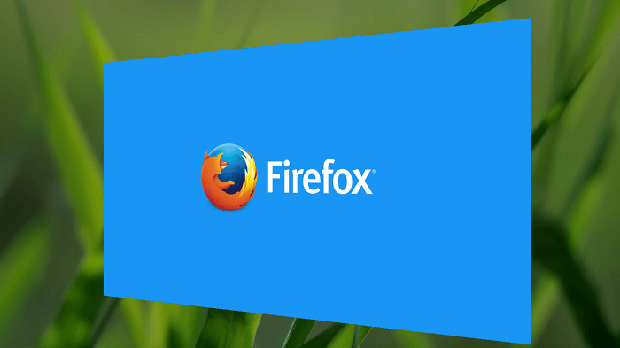 La aplicación Mozilla Firefox para Windows optimizada para Touch - Revisión 1