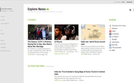 Alternativas y sustitución de Google Reader - Escritorio y lectores RSS en línea