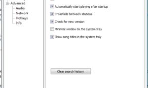 RadioSure para Windows - Un potente reproductor de radio por Internet con una interfaz sencilla