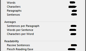 Configurar los ajustes de gramática y estilo de Word 2013