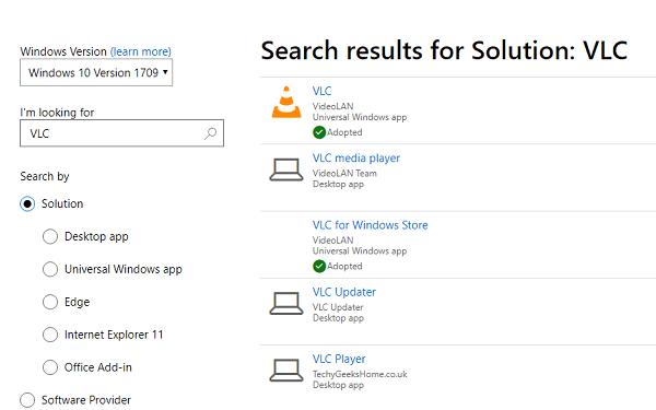 Algunas aplicaciones necesitan desinstalar el error de Windows 10 Update