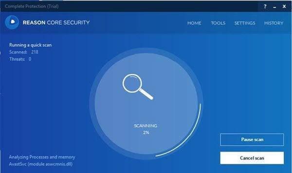 Razón por la que Core Security es gratuito para Windows 1