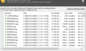 Cómo recuperar archivos dañados de la unidad USB