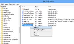 Cómo cambiar el tamaño de las miniaturas de la barra de tareas en Windows 7