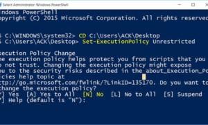 Cómo reinstalar aplicaciones preinstaladas en Windows 10
