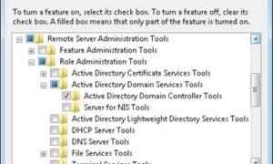 Herramientas de administración de servidores remotos para Windows 10
