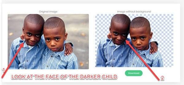 Eliminar.bg le permite eliminar el fondo de las imágenes y fotos en línea gratis 3
