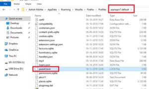 Firefox ya se está ejecutando pero no responde