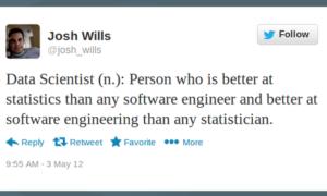 ¿Qué es la ciencia de datos y cómo te conviertes en un científico de datos?